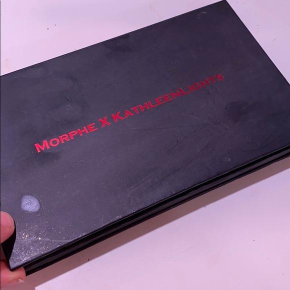 MorpheXKathleenLights EyeShadow Palette!